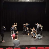Image Improvisation théâtrale avec la LISA, Ligue d'Improvisation Stéphanoise