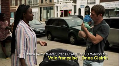 Vidéo Onna Clairin_Shameless_Sarah