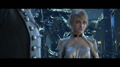 Vidéo Final Fantasy Kingslaive - Lunafreya