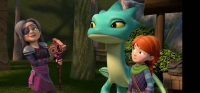 Vidéo Dragons Gardiens du Ciel Marena