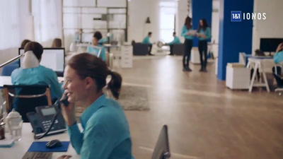 Vidéo 1&1 IONOS TV Spot