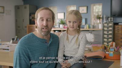 Vidéo Maîtresse d'école  Papa, Barbie et Moi