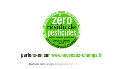 Vidéo Zero résidu de pesticides