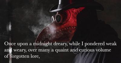 Video The Raven - Edgar Allan Poe