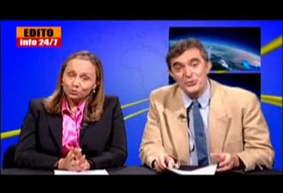 Vidéo Les amoureux Faux-journal